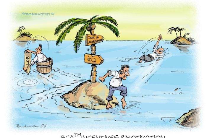 BEA™ Incentives & Motivation: Die grössten Herausforderungen bei der Anwendung eines relativen Leistungsindikators