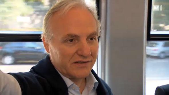 """Video: Ernst Fehr in «Eco» – """"Der Mann, der die Ökonomie aus den Angeln hebt"""""""
