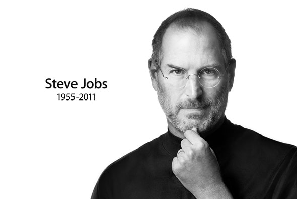 """Stay hungry, stay foolish"", Steve Jobs, 1955-2011"