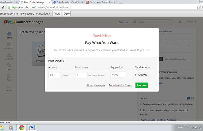Neue Erkenntnisse zum Pay-What-You-Want-Prinzip