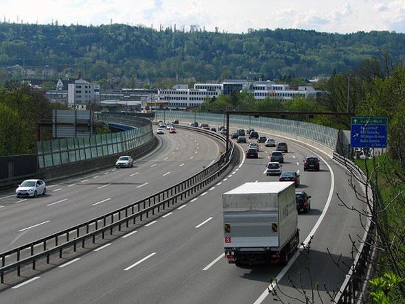 Neue Daten: Wie die Schweizer zur Arbeit pendeln