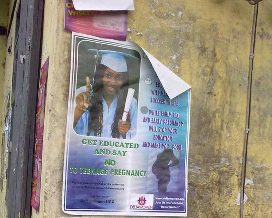 Entwicklungshilfe: Ausbildungsprogramme für Mädchen verringern die Schwangerschaftsrate bei Teenagern