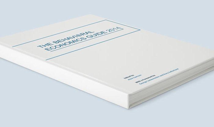 FehrAdvice präsentiert «The Behavioral Economics Guide 2014»