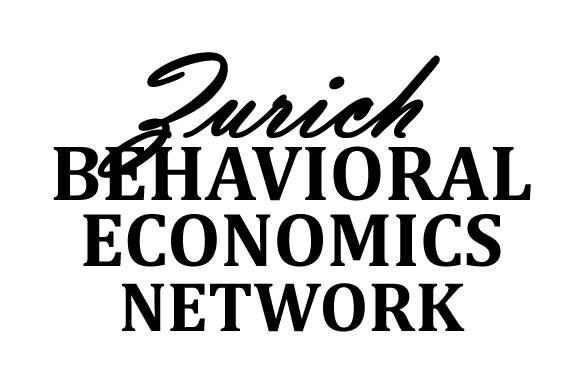 Save the date! 1.9.2014 / MeetUp des Zürich Behavioral Economics Network