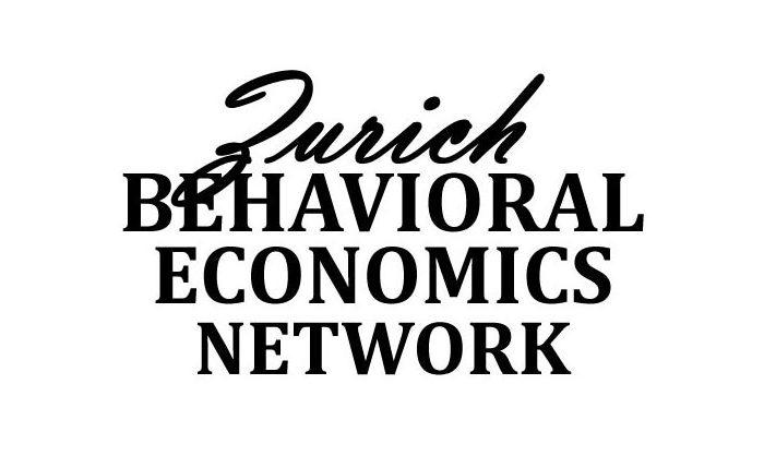 Zürich Behavioral Economics Network: Alle Termine und Themen für 2015