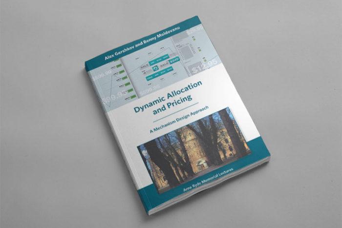 Neues Buch: Preismodelle für knappe Güter auf dynamischen Märkten