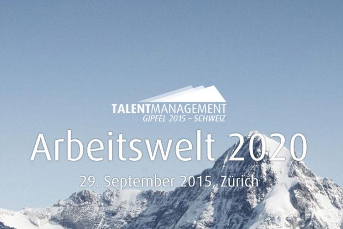 Haufe Talent Management Gipfel: Unternehmen brauchen ein Upgrade ihres Betriebssystems