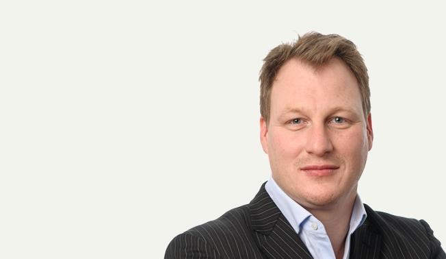 Gerhard Fehr, CEO and managing partner