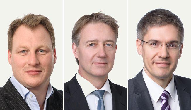 Das Management-Team
