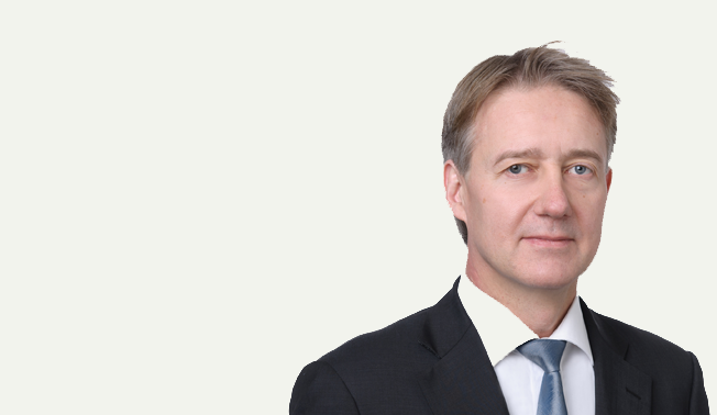 Marcus Veit, COO and managing partner