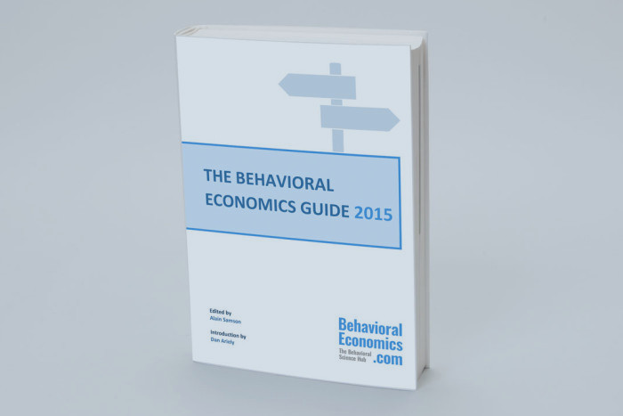 Behavioral Economics Guide 2015