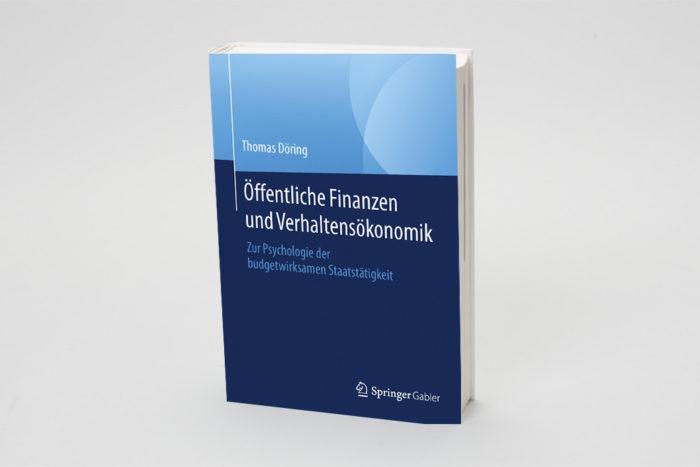 Fachbuch: Besseres Haushalten bei öffentlichen Finanzen mit Verhaltensökonomie