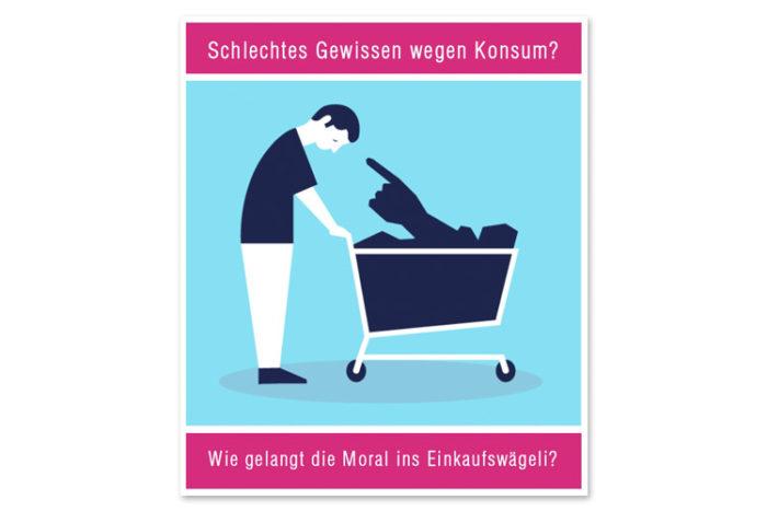 """11.10.2015: kf Podium an der Olma, St. Gallen - """"Schlechtes Gewissen wegen Konsum?"""""""