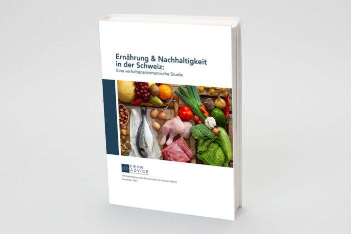 Studie: Neue Ansätze für ein nachhaltigeres Ernährungsverhalten in der Schweiz