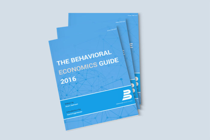 Behavioral Economics Guide 2016
