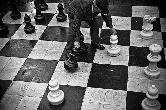 Sind gute Schachspieler kognitive Superhelden – oder einfach nur anpassungsfähig?