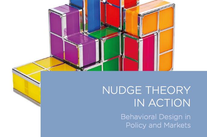 Buchtipp: Nudging in Theorie und Praxis