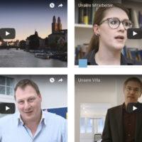 In eigener Sache: Lernen Sie uns und unsere Arbeit kennen – mit unseren neuen Unternehmensvideos