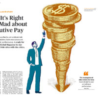 "FehrAdvice im Handelsblatt: ""Why It's Right to Be Mad About Executive Pay"""