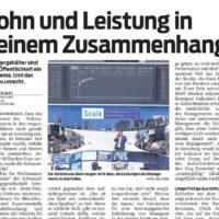 """FehrAdvice in den """"Vorarlberger Nachrichten"""": """"Lohn und Leistung in keinem Zusammenhang"""""""