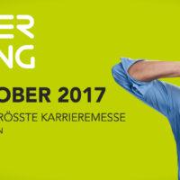 "Save the date: 18. Oktober 2017 – FehrAdvice bei der Messe ""Career Calling"" in Wien"