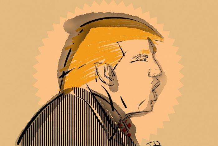 Der US-Präsident und sein Blind Spot