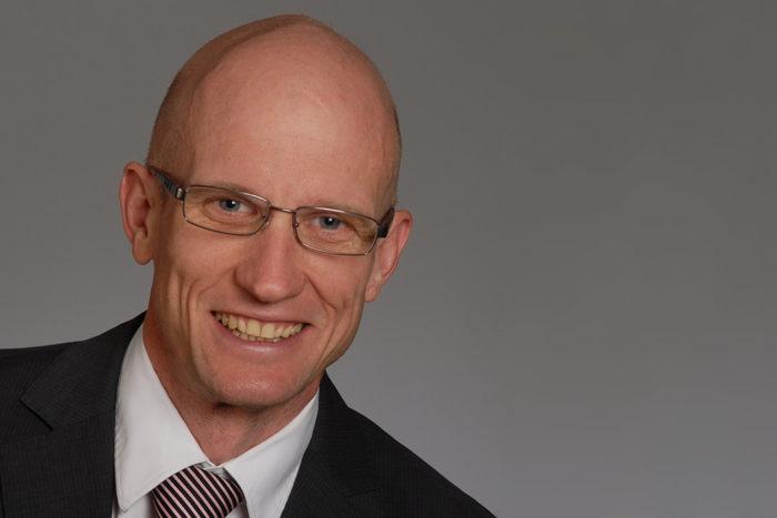 Oliver Klaus, COO, Mitglied der Geschäftsleitung