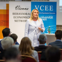 Videos: Iris Bohnet zu Gast beim Vienna Behavioral Economics Network (VBEN)