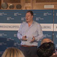 Verhaltensökonomische Ansätze für Digitalisierung im Journalismus: Interview mit Gerhard Fehr beim Mediengipfel Lech