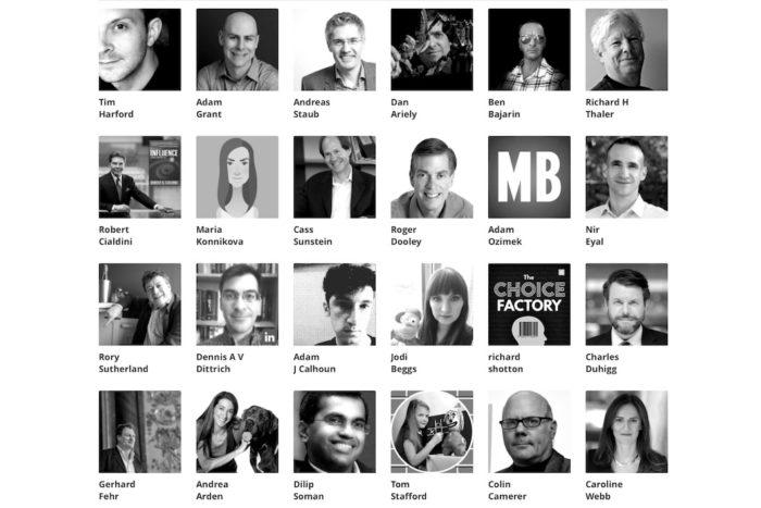 Andreas Staub und Gerhard Fehr in den Top 20 der wichtigsten Behavioral Explorers der Welt gereiht