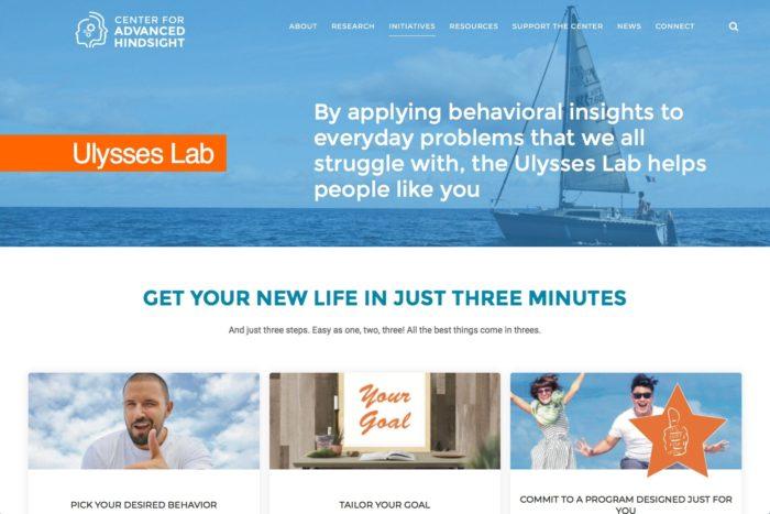 """Warum Dan Arielys """"Ulysses Lab"""" (natürlich) keine gute Idee ist"""