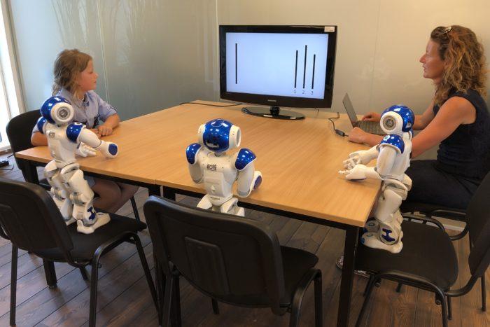 Gruppendruck: Wie stark sich Robotik auf kindliches Verhalten auswirken kann