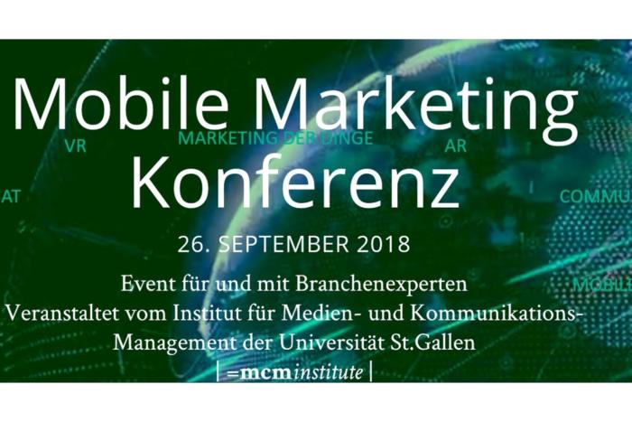 Kundenbeziehungen in der digitalen Welt – Das Denner WM-Spiel bei der Mobile Marketing Konferenz 2018