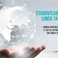 Save the date: 23. Oktober 2018 - FehrAdvice bei den Lunch Talks an der Universität Zürich