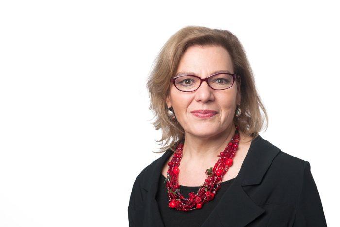 Corinna Fehr, Gründungsmitglied und Partnerin