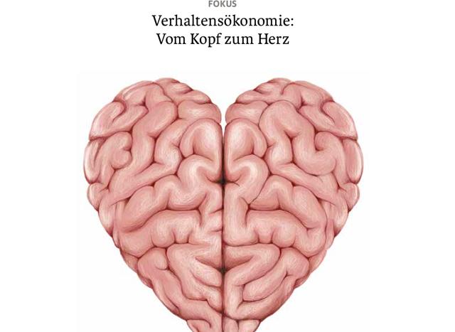 """Empfehlung: """"Die Volkswirtschaft"""" versammelt zum Thema Verhaltensökonomie zahlreiche Expertenmeinungen"""