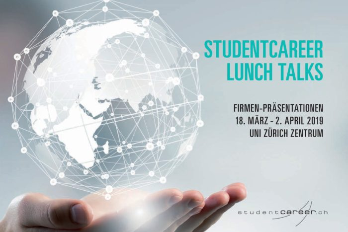 Save the date: 20. März 2019 – FehrAdvice Lunch Talk an der Universität Zürich