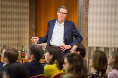 Klaus Wertenbroch beim VBEN am 22. Mai 2019
