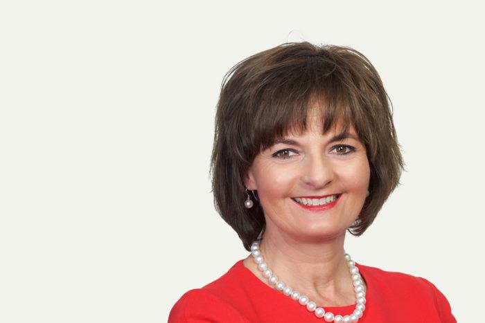 Ruth Metzler-Arnold, Präsidentin des Verwaltungsrats