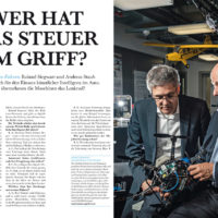 Andreas Staub in der «Schweizer Illustrierten»: Wann übernimmt Künstliche Intelligenz im Auto das Steuer?