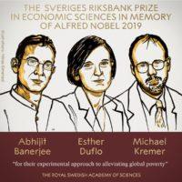 Wirtschaftsnobelpreis für #Experimentability: Kremer, Banerjee und Duflo für ihre Forschung zur Armutsbekämpfung ausgezeichnet