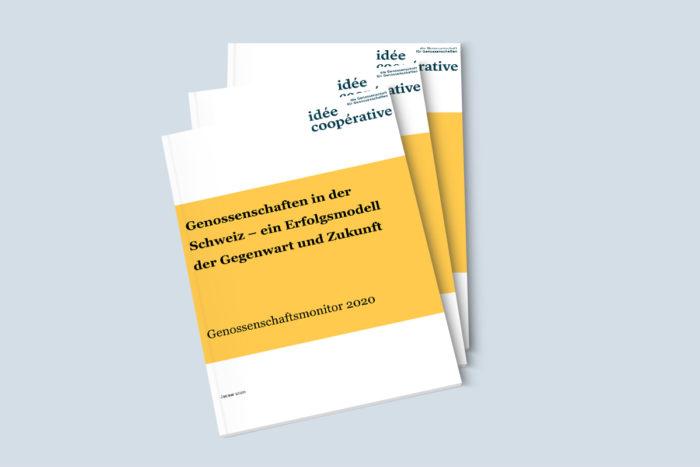 Genossenschaftsmonitor 2020: Neue Studie zum Genossenschaftswesen in der Schweiz